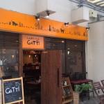 新百合ヶ丘の猫好きイタリアン「Gatti」さんで、おいしいスパゲッティランチ