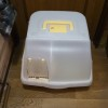 我が家で使用しているおすすめ猫トイレ「散らかりにくいネコトイレ CNT-500」の紹介