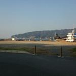 20141122車中泊旅行記6 道の駅鋸南(きょなん)付近の海辺を散策&鋸山混んでて行けず…